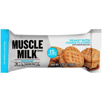 Muscle Milk® Peanut Butter Cookie Flavored Protein Bar 1.76 oz. Wrapper