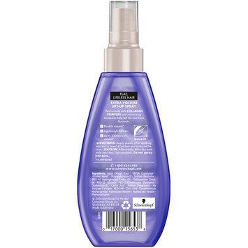 Schwarzkopf Gliss™ Hair Repair™ Extra Volume Lift-Up Spray 5.1 fl. oz. Spray Bottle