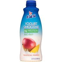 LALA® Tropical Mango Yogurt Smoothie 32 fl. oz. Plastic Bottle