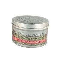 The Therapist Candles No. 03 Wild Currant Bliss Soy Scent Jar Candle