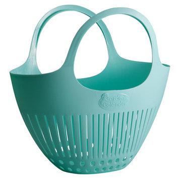 Hutzler Plastic Mini Harvest Garden Colander Color: Blue