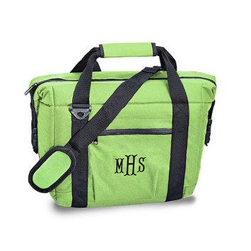 Weddingstar Green Tweleve Pack Bag Cooler