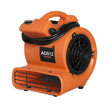 Astro Air Astrodry Home Portable D20 1/12 hp Carpet Air Blower