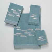 Avanti Nantucket Towel Set in Mineral
