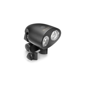Asstd National Brand Fox Rub BBQ Grill LED Light 360 Degree Rotation and 4 Different Light Settings