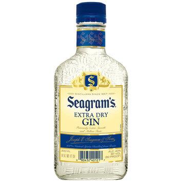 Seagram's® Gin Extra Dry 200ml Bottle