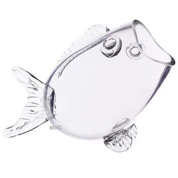 Cysexcel Glass Fish Bowl Novelty Terrarium