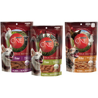 Purina One Dog Treats Family Group Shot