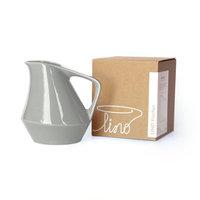 Notneutral Lino 50 oz. Pitcher Color: Gray
