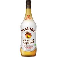 Malibu Island Spiced Low Calorie Caribbean Rum 1L Bottle