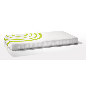 Nook Sleep Systems Change Pad Cover Color: Lawn