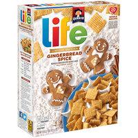 Quaker® Life® Gingerbread Spice Cereal 18 oz. Box