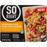 So Right™ Szechuan Style Kung Pao Chicken 9 oz. Box