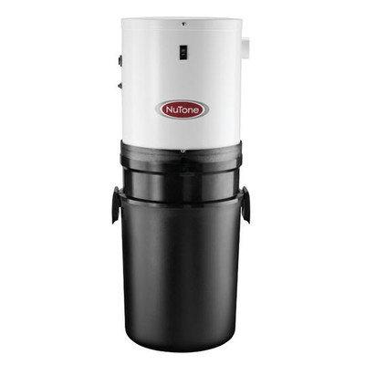 Nutone CV400 Central Vacuum Power Unit - 400 Watt 174HP 1 Stage Disposable Bag
