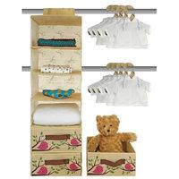 Symple Stuff Baby Closet and Storage Nursery Hanger