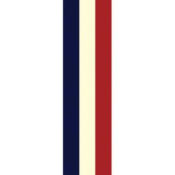 Wall Candy Arts WallCandy Arts Removable Wallpaper (Stripes Americana) - Full Kit