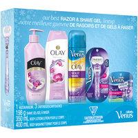 Gillette® Venus® Razor & Shave Gel Kit 7 pc Box