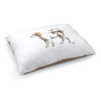 Kavka Dog Wall Art Pet Pillow