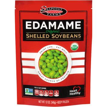Seapoint Farms Edamame Organic Shelled Soybeans 12 oz. Bag