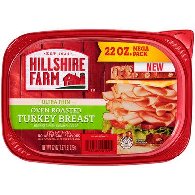 Hillshire Farm Deli Select® Ultra Thin Oven Roasted Turkey Breast 22 oz. Mega Pack