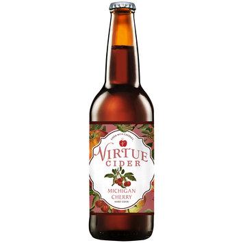 Virtue Michigan Cherry Hard Cider 12 fl. oz. Bottle