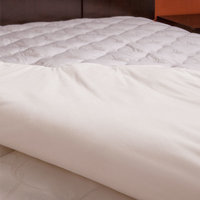 Alwyn Home Polyester Mattress Pad Size: Olympic Queen