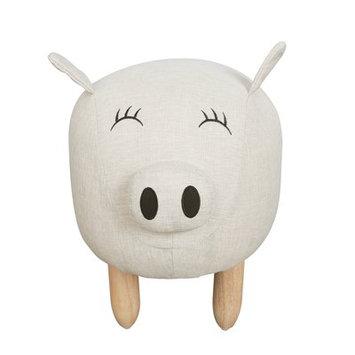 Nursery Smart Piggy the Pig Kids Stool
