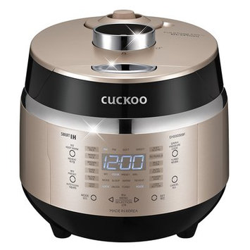 Cuckoo Electronics 3-Cup Induction Heating Pressure Rice Cooker