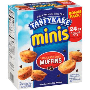 Tastykake® Minis Chocolate Chip Muffins