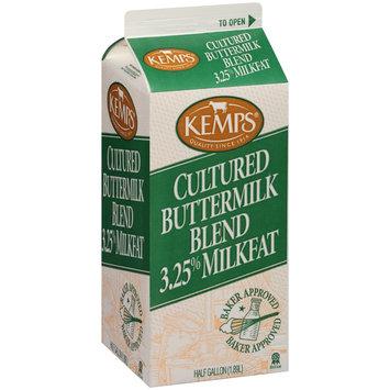 Kemps® Cultured Buttermilk Blend 3.25% Milkfat .5 gal. Carton