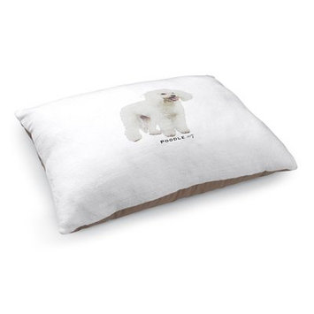 Kavka Poodle Pet Pillow