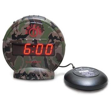 Sonic Alert Bunker Bomb Alarm Clock