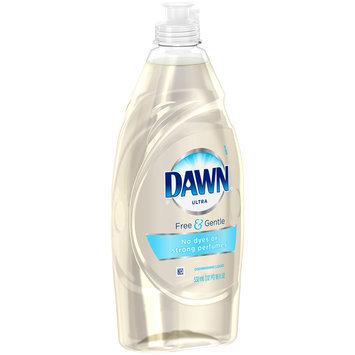 Dawn® Free & Gentle Dishwashing Liquid 18 fl. oz. Squeeze Bottle