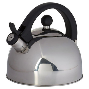 Wayfair Basics 2.64-qt. Stainless Steel Tea Kettle