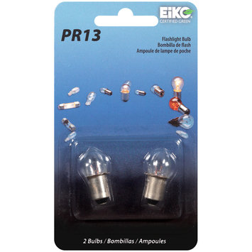EiKO® PR13 Auto Replacement Bulbs 2 ct Carded Pack