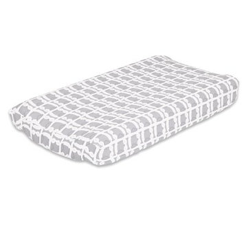 The Peanut Shell Owl Changing Pad Cover