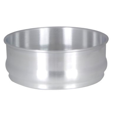 Thunder Group, Inc Round 96 Oz Stackable Aluminum Dough Pan
