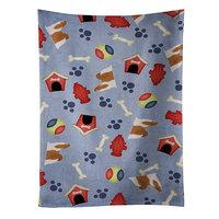East Urban Home Shih Tzu Dog House Dishcloth