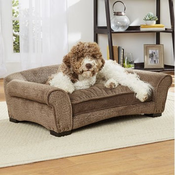 Enchanted Home Pet Harper Arch Dog Sofa