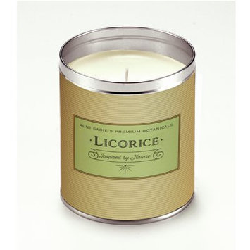 Aunt Apothecary Licorice Jar Candle