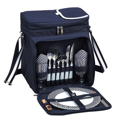 Freeport Park Picnic Cooler for Two with Hand Grip