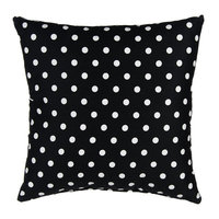 Pillow - Black & White Dot