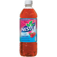 NESTEA Raspberry Tea 16.9 fl. oz. Plastic Bottle