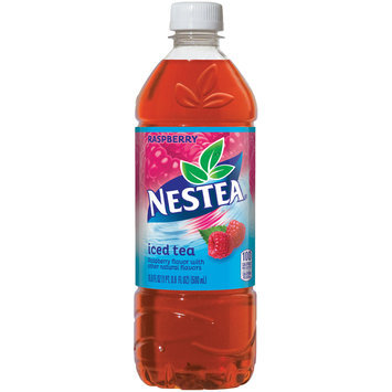 NESTEA Raspberry Tea 16.9 fl. oz. Plastic Bottle