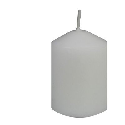 Charlton Home Essential Decor & Beyond Votive Unscented Candle Color: White