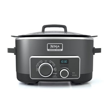 Ninja 6 Qt. 4-in-1 Multi-Cooker Finish: Black