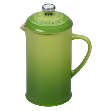 Le Creuset Petite French Press Color: Palm