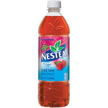 NESTEA Raspberry Tea 23 fl. oz. Plastic Bottle