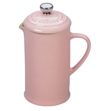Le Creuset Petite French Press Color: Hibiscus