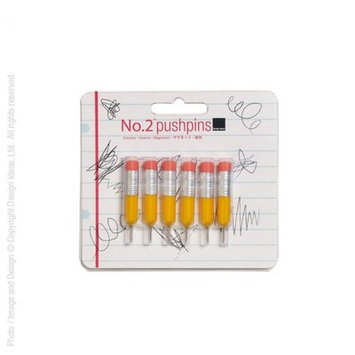 Design Ideas No. 2 PushPins